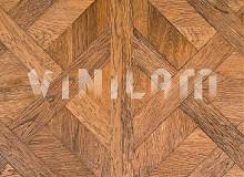 Виниловый ламинат Vinilam 216511 - Паркет светлый (Версальский паркет)