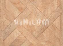 Виниловый ламинат Vinilam 216515 - Паркет кремовый (Версальский паркет)