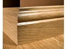 Плинтус напольный деревянный | Плинтус массив цена | Купить плинтус массив | Плинтус из массива дуба