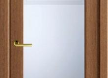Двери межкомнатные Волховец  Ego одностворчатая дверь 6112 ДМД Дуб медовый