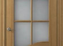 Двери межкомнатные Valdo Орех одностворчатая дверь 710 ПОР