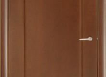 Двери межкомнатные Мебельмассив Альба одностворчатая дверь Альба3 (красное дерево)
