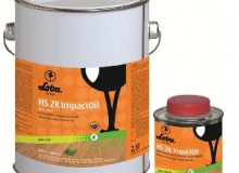 Масло Lobа HS 2K Impact Oil 0,75 л Белое