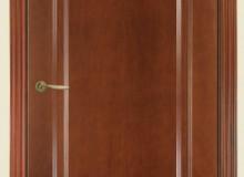 Двери межкомнатные Мебельмассив Алтея одностворчатая дверь Алтея Г (миланский орех)