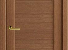Двери межкомнатные Волховец  Ego одностворчатая дверь 6111 ДМД Дуб медовый