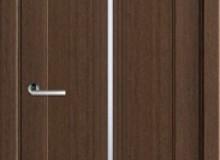 Двери межкомнатные Волховец  Ego одностворчатая дверь 6123 ДКР Дуб королевский