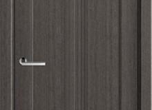 Двери межкомнатные Волховец  Ego одностворчатая дверь 6121 ДСЕ Дуб серый