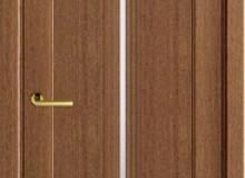 Двери межкомнатные Волховец  Ego одностворчатая дверь 6123 ДМД Дуб медовый