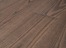 Массивная доска Авторская коллекция Coswick из ясеня - матовый лак Каппучино(Cappuccino)