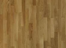 Паркетная доска Quick-step (Квик-степ) - Коллекция Villa трехполосная - Дуб благородный натуральный матовый VIL1362L