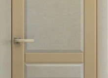 Двери межкомнатные Bella Cosa Combinato одностворчатая дверь Antico Legno Лион 1