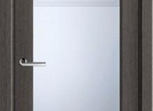 Двери межкомнатные Волховец  Ego одностворчатая дверь 6112 ДСЕ Дуб серый