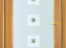 Двери межкомнатные Мебельмассив Алтея одностворчатая дверь Алтея О (африканский орех)