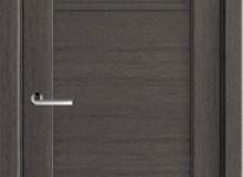 Двери межкомнатные Волховец  Ego одностворчатая дверь 6113 ДСЕ Дуб серый