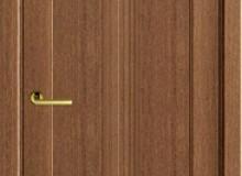 Двери межкомнатные Волховец  Ego одностворчатая дверь 6121 ДМБ Дуб медовый