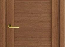 Двери межкомнатные Волховец  Ego одностворчатая дверь 6113 ДМД Дуб медовый