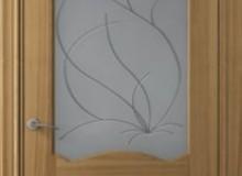 Двери межкомнатные Valdo Орех одностворчатая дверь 781 ПО