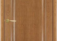 Двери межкомнатные Мебельмассив Алтея одностворчатая дверь Алтея Г (светлый дуб)