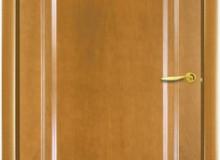 Двери межкомнатные Мебельмассив Алтея одностворчатая дверь Алтея Г (африканский орех)