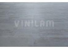 Виниловые полы Vinilam с механическим замком, 2240-2 Саксония, камень